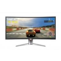 "BENQ 35"" XR3501 CURVED (HDMI, DP)"