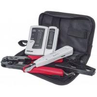 INTELLINET 4-Piece Network Tool Kit