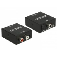 Delock Audio Converter Digital - Analogue with 3.5 mm Stereo Jack female with USB power supply