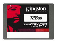 SSD 2.5 SATA 6Gbs Kingston SSDNow KC400 128GB