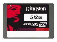 SSD 2.5 SATA 6Gbs Kingston SSDNow KC400 512GB