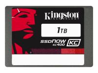 SSD 2.5 SATA 6Gbs Kingston SSDNow KC400 1000GB