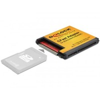Delock CFast Adapter for SDXC / SDHC / SD Memory Cards