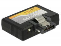 Delock SATA 6 Gbs DOM Module 128 GB MLC SATA Pin 8 power