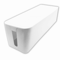VALUE Cable Box, large, white