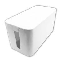 VALUE Cable Box, small, white