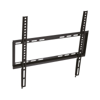 VALUE LCD/Plasma TV Wall Holder, Low Profile, black