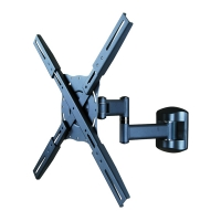 ROLINE LCD/TV Wall Mount, 4 Joints