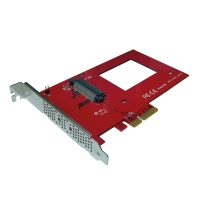"ROLINE 2.5"" NVMe U.2 SSD PCIe 3.0 x4 Carrier Adapter"