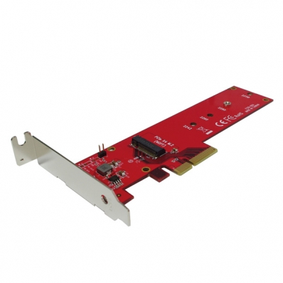 ROLINE PCIe 3.0 x4 3.3V5A Host Adapter for PCIe-NVMe M.2 110mm SSD