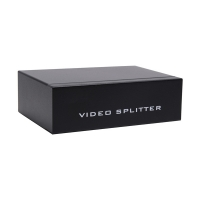 VALUE VGA Video Splitter, 500MHz, 2-way