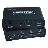 ROLINE 4K2K HDMI Switch, 3-way