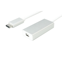 VALUE Type C - Mini DisplayPort Adapter, v1.2, M/F