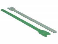 Delock Hook-and-loop fasteners L 300 mm x W 12 mm 10 pieces green