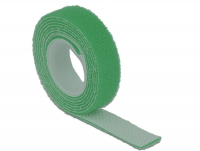 Delock Hook-and-loop fasteners L 1 m x W 13 mm roll green