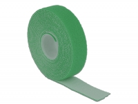 Delock Hook-and-loop fasteners L 3 m x W 20 mm roll green