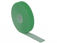 Delock Hook-and-loop fasteners L 5 m x W 20 mm roll green