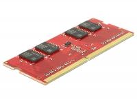 Delock SO-DIMM DDR4 8 GB (1Gx8) 2133 MHz 1.2 V -40 °C ~ 85 °C Industrial