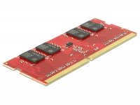 Delock SO-DIMM DDR4 4 GB 2133 MHz 1.2 V -40 °C ~ 85 °C Industrial