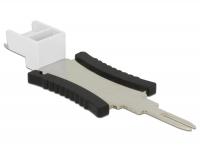 Delock Keystone Tool RJ45 Secure