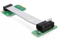 Delock Riser card Mini PCI Express > PCI Express x1 right insertion