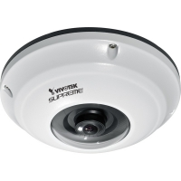 VIVOTEK FE8171V, Vandal-proof Day/Night Fisheye Network Camera, Supreme Series