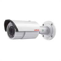 ROLINE 5 MPx Var. Bullet IP Camera, RBOV5-1, IR-LED, PoE, 2.8 -12mm, IP66 for