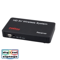 ROLINE Wireless Audio/Video System, HDMI