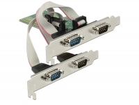 Delock PCI Express Card > 4 x Serial RS-232