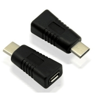 VALUE Adapter, USB3.1, C - Micro B, M/F, OTG