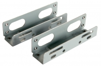 "Lindy Universal 3.5"" Drive to 5.25"" Mouting Rails"