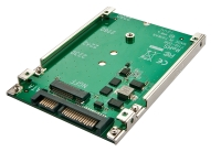 "Lindy m.2 NGFF to 2.5"" SATA Drive Adapter 7mm"