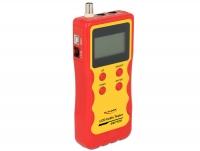 Delock LCD Cable Tester RJ45 / RJ12 / BNC / USB