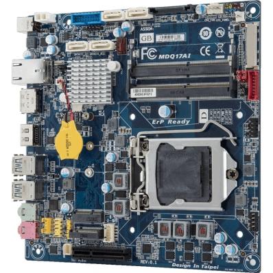 Mainboard Gigabyte MDQ17AI Industrial Thin Mini-ITX