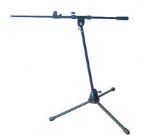 Lindy Short microphone stand