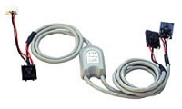 Lindy Audio Cable - CD ROM, Dual cable (2 Drives to 1 Soundcard)