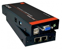 Lindy KVM Extender User Station USB, Audio & VGA 300m