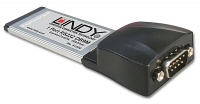 Lindy ExpressCard RS232