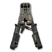 Lindy 4-in-1 Crimp & Cable Tester Tool