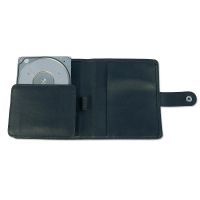 "Lindy Leather Wallet for 3.5 Hard Drives and 2.5"" Drive Enclosures"