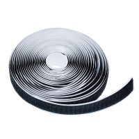 Lindy Heavy Duty Hook & Loop Self Adhesive Tape,2x 5m