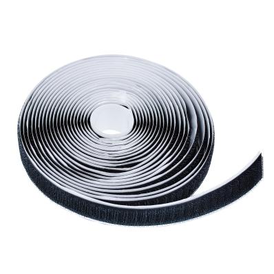 Lindy Heavy Duty Hook & Loop Self Adhesive Tape,2x 5m