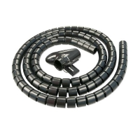 Lindy Spiral Cable Tidy, 2m, 25mm Diam.