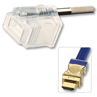 Lindy Connector Lock (6mm Thumbscrew Height) for Premium Gold High Speed HDMI Range (Part No's 37410 to 37415)