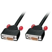 Lindy DVI-D Dual Link Cable, 2m