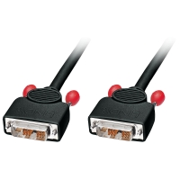 Lindy DVI-D Cable, M/M, 1m
