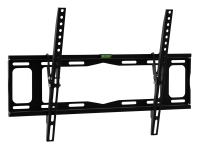 Lindy Monitor and TV wall mount, flat and tilt