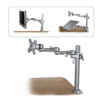 Lindy Adjustable LCD Arm