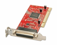 Lindy 2 Port Low Profile Serial Card, PCI
