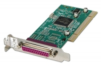 Lindy 1 Port Low Profile Parallel Card, PCI